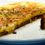 Mike's special Platano Frittata