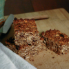On the Go Oat Breakfast Bars