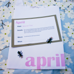 Gift of the Month April Recap