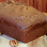 Why I love bread and Pumpkin Gingerbread Recipe