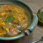 Marrakesh Minestrone and a New Plan