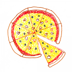 Pizza, the other Pie